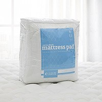 Mattress Pad with Fitted Skirt - Extra Plush Topper Found in Marriott Hotels - Made in the USA, Full