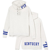 University Of Kentucky Cowl-Neck Pullover - PINK - Victoria's Secret