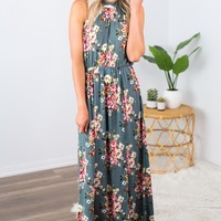 Delicate As A Flower Maxi- 3 Options