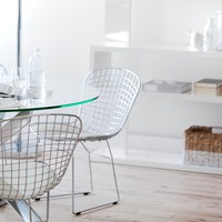 WIRE Dining chair | Structube