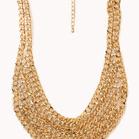 Cool Girl Layered Chain Necklace