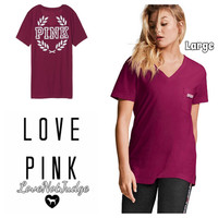 Victoria's Secret PINK Campus V-Neck