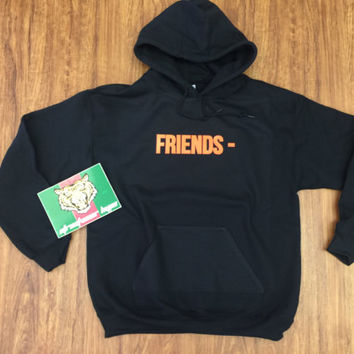 VLONE FRIENDS-HOODIE,supreme,bape,yeezy,off-white,Streetwear,travis scott,Kanye West,Asap mob,Asap Rocky,Legend of the fall,Starboy Merch