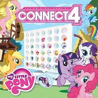 CONNECT 4: My Little Pony
