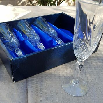 Champagne Flutes, Perfect Wedding Glasses, Made in France