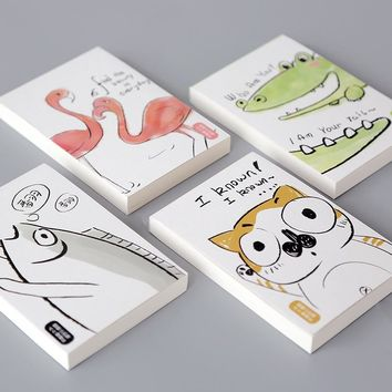 Fresh Style Notebook Diary A6 Drawing Sketch Book Blank Notepad For Drawing Painting Office School Stationery Gifts 1 Pcs