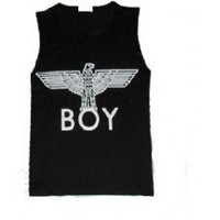PRE ORDER ** UNISEX Boy London Singlet - Online Fashion Accessories - With Love Kirsten