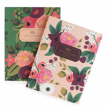 Vintage Blossoms Notebook Set by RIFLE PAPER Co. | Made in USA