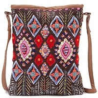 Steve Madden Embellished Crossbody Purse
