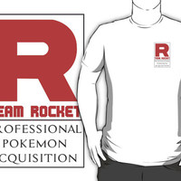Team Rocket Business Emblem