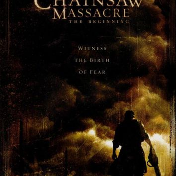The Texas Chainsaw Massacre: The Beginning 27x40 Movie Poster (2006)