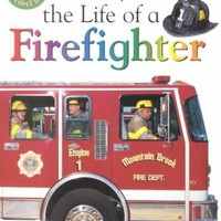A Day in the Life of a Firefighter (DK Readers. Level 1)