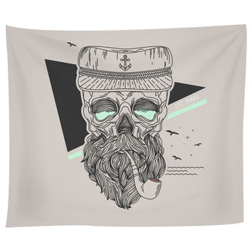The Captain Tapestry
