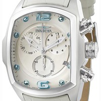 Invicta 6128 Men's White Lupah Revolution Collection Chronograph
