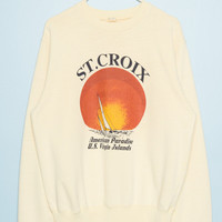 Erica St. Croix Sweatshirt - Prints - Graphics