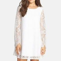 Women's Lilly Pulitzer 'Colette' Lace Tunic Dress,