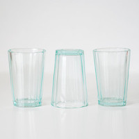 Vintage soviet table glasses - set of 3