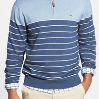 Men's Vineyard Vines 'Cunningham' Classic Fit Quarter Zip Sweater