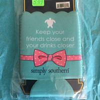 Simply Southern Drinks Closer Koozie