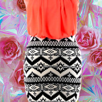 CORAL TRIBAL DRESS | Paper Kranes