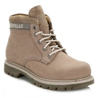 Caterpillar Womens Driftwood Ridge Leather Boots