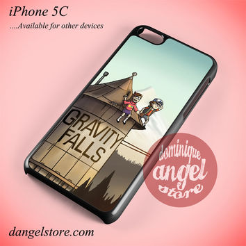 Gravity Falls Phone case for iPhone 5C and another iPhone devices