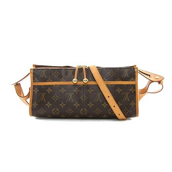 Tagre™ Authentic Louis Vuitton Popincourt Long shoulder bag M40008