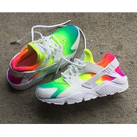 Nike Air Huarache Multicolor Shoes Sneakers