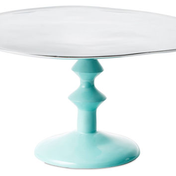 Cake Stand, Robins Egg, Large, Cake Stands & Tiered Trays