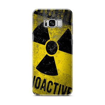 Warning Radioactive Samsung Galaxy S8 | Galaxy S8 Plus case
