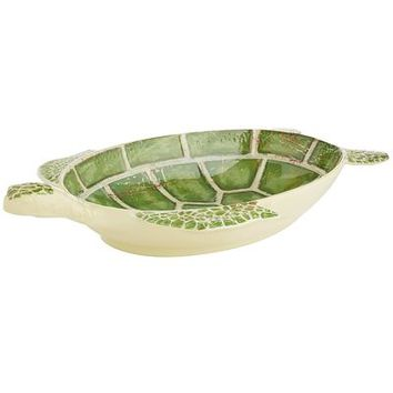 Speedy the Turtle Melamine Serving Bowl
