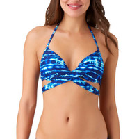 Arizona Tie Dye Bra Swimsuit Top-Juniors - JCPenney