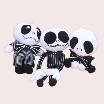 15-35cm The Nightmare Before Christmas JACK Plush Toy Stuffed Animals plush doll