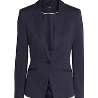 Jersey Blazer - from H&M