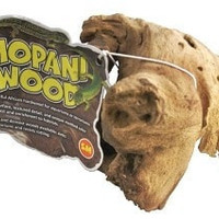 "REPTILE - TERRARIUM DECOR - MOPANI WOOD AQUARIUM TAG 6-8"" -  - ZOO MED/AQUATROL, INC - UPC: 97612201918 - DEPT: REPTILE PRODUCTS"