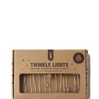 novelty twinkle lights
