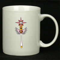 Deluxe Sailor Moon Crisis Moon For Ceramic Mugs Coffee *