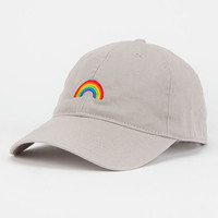 Rainbow Dad Hat | Strapbacks