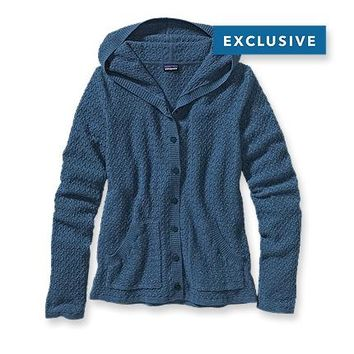 Patagonia Women's Special Edition Cashmere Hoody