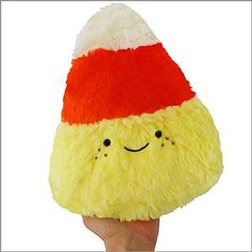 Mini Squishable Candy Corn, 7""