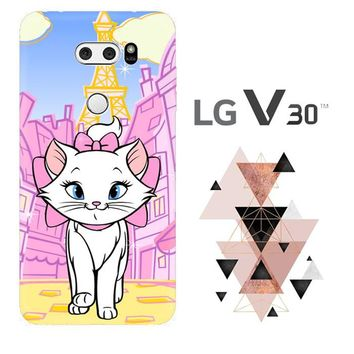 The Aristocats Marie Y0100 LG V30 Case