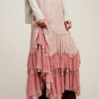 Free People See You Tonight Maxi Skirt