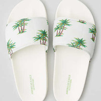 AEO Pool Slide Sandal , White