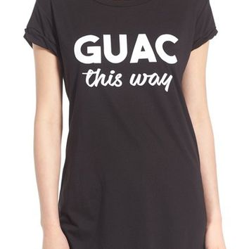 Ten Sixty Sherman 'Guac This Way' Graphic Tee | Nordstrom