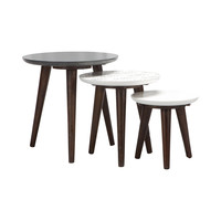 Noelle Nesting Side Tables - Set of 3