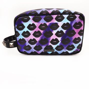 Black Lips Dopp Kit