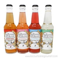 the Beekeeper's Daughter - Craft Honey Soda 12 fl oz