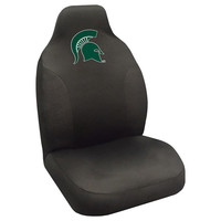 Michigan State Spartans NCAA Polyester Embroidered Seat Cover