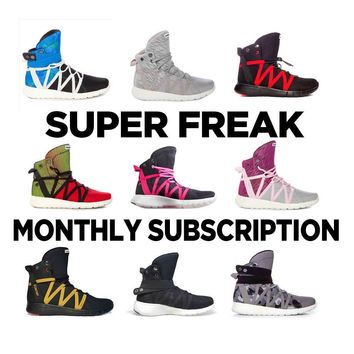 Super Freak Monthly Subscription