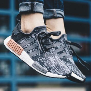 adidas NMD R_1 Boost Sport Casual Shoes-2